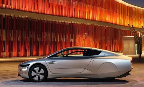 所谓的超节能车型,即百公里油耗1l车型.据了解,大众xl1源于高清图片