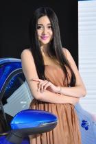 2016西博车展吉利车模