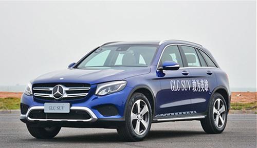 杭州2017款奔驰GLC平价销售 享置换补贴