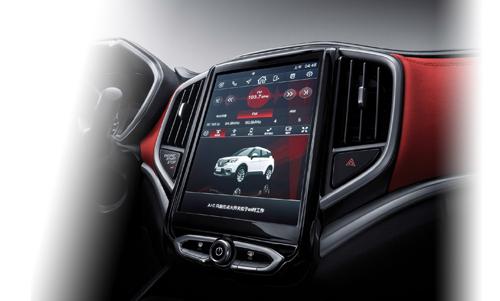 集合导航,applink智能互联系统,多媒体,蓝牙电话,日历,设置,空调控制