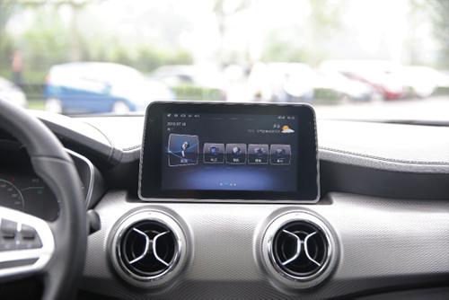 搭载领先ai科技 北京汽车新一代绅宝x55将于三季度上市